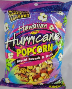 Hawaiian Hurricane Popcorn Mochi Crunch & Nori Review