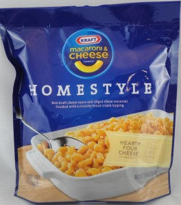 Kraft Homestyle Macaroni & Cheese Dinner Review