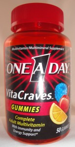 One a Day VitaCraves Gummies, review