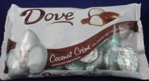 Coconut Creme Eggs