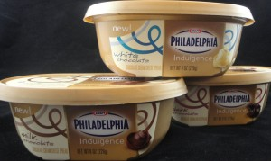 Kraft Philadelphia Chocolate Cream Cheese Spreads, Indulgence review