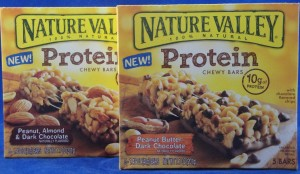 Nature Valley 100% natural, Protein Chewy bars review