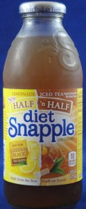 Snapple Half 'n Half Diet Lemonade Iced Tea, flavor review