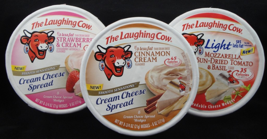 The Laughing Cow Cream Cheese Spread
