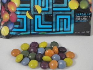 UNREAL41™ Candy Coated Chocolates, UNJUNKED™  Review