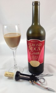 Almond ROCA Cream, Indulgent Flavored Wine