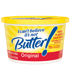 cant believe butter