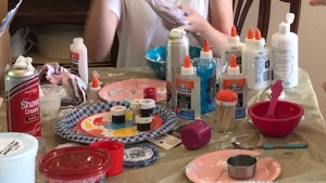 slime making supplies