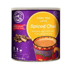 Exhilarating Spiced Chai